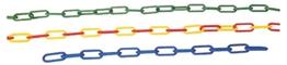 Obrazek łańcuch  zielony (długość 1m )