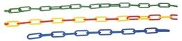 Obrazek łańcuch  niebieski (długość 1m)