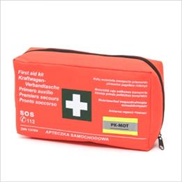 Obrazek przenośny zestaw pierwszej pomocy Apteczka AMS