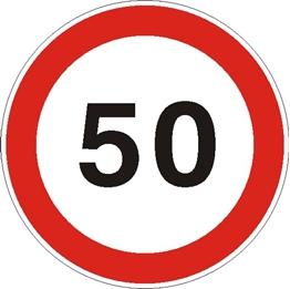 Obrazek dla kategorii Ograniczenie prędkości do 50