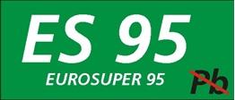 Obrazek dla kategorii Znak Eurosuper 95 (829-21)