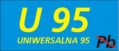 Znak Uniwersalna 95 (829-22)