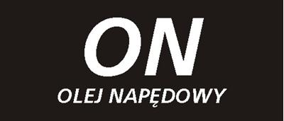 Znak Olej napędowy (829-23)
