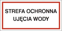 Obrazek dla kategorii Znak Strefa ochronna ujęcia wody (824)