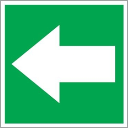 Obrazek dla kategorii Znak kierunku stosowany łącznie z innymi znakami (857-24)