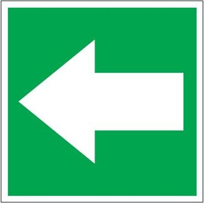 Znak kierunku stosowany łącznie z innymi znakami (857-24)