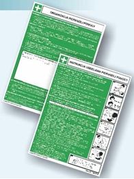 Obrazek dla kategorii Ogólne instrukcje BHP