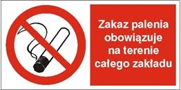 Obrazek dla kategorii Zakaz palenia
