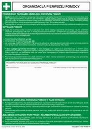 Obrazek dla kategorii 422 XO - 62-01 Organizacja pierwszej pomocy (422 XO-62)
