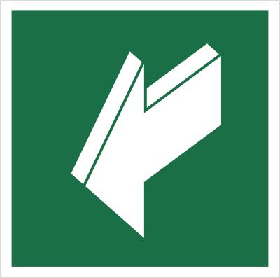 Znak Ciągnąć, aby otworzyć (111)
