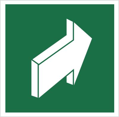 Znak Pchać, aby otworzyć (112)