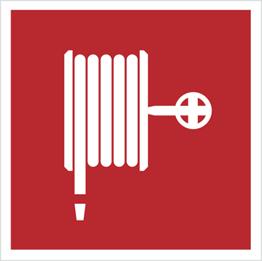 Obrazek dla kategorii Znaki ochrony przeciwpożarowej wg PN-92/N-01256/01