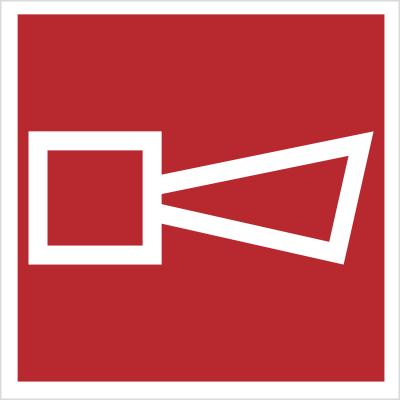 Znak Alarmowy sygnalizator akustyczny (206)