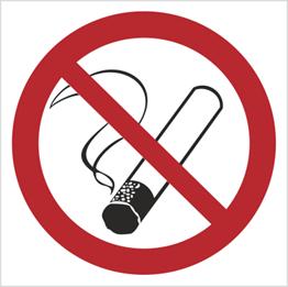 Obrazek dla kategorii Znak Palenie tytoniu zabronione (209)
