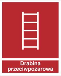 Obrazek dla kategorii Znak Drabina pożarowa (213)