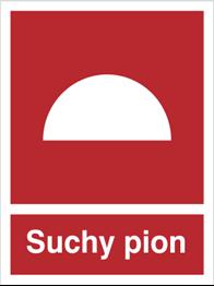 Obrazek dla kategorii Znak Suchy pion (218)