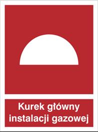 Obrazek dla kategorii Znak Kurek główny instalacji gazowej (221)