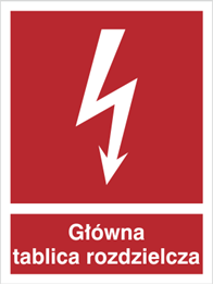 Obrazek dla kategorii Znak Główna tablica rozdzielcza (219-02)