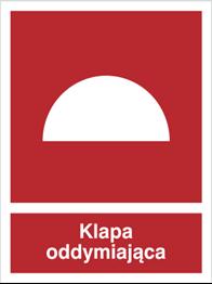 Obrazek dla kategorii Znak Klapa oddymiająca (226-02)