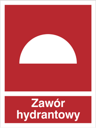 Obrazek dla kategorii Znak Zawór hydrantowy (229-02)