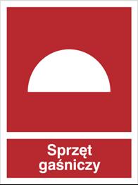 Obrazek dla kategorii Znak Sprzęt gaśniczy (229-03)