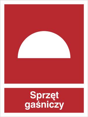 Znak Sprzęt gaśniczy (229-03)