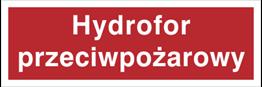 Obrazek dla kategorii Znak Hydrofor przeciwpożarowy (808-03)