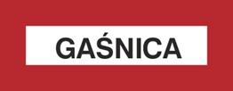 Obrazek dla kategorii Znak Gaśnica (231-09)