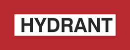 Obrazek dla kategorii Znak Hydrant (231-14)