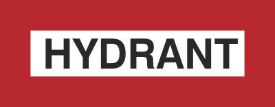 Znak Hydrant (231-14)