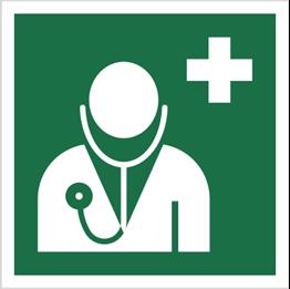 Obrazek dla kategorii Znak Lekarz (E09)