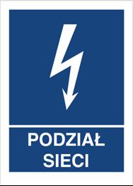 Obrazek dla kategorii Znak Podział sieci (530-11)