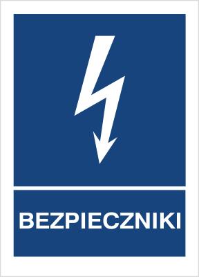 Znak Bezpieczniki (530-16)