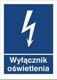 Obrazek dla kategorii Znak Wyłącznik oświetlenia (530-27)