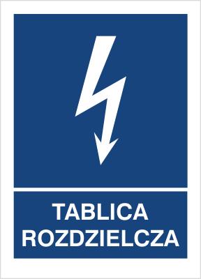 Znak Tablica rozdziecza (530-28)