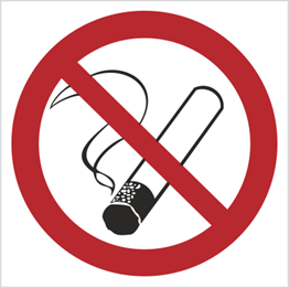 Obrazek dla kategorii Znak Palenie tytoniu zabronione (209-03)