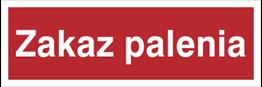 Obrazek dla kategorii Znak Zakaz palenia (209-04)