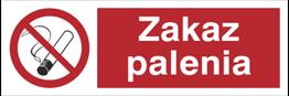 Obrazek dla kategorii Znak zakaz palenia (209-06)
