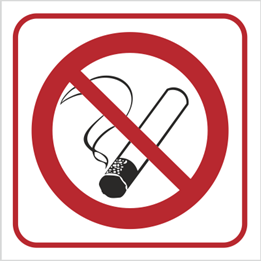 Obrazek dla kategorii Znak Palenie zabronione (209-07)