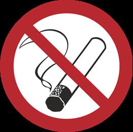 Obrazek dla kategorii Zakaz palenia (209-08) Okrągłe