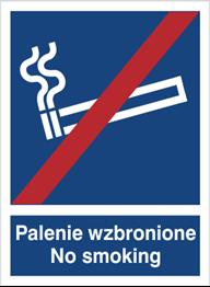 Obrazek dla kategorii Palenie wzbronione No smoking (830-01)