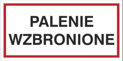 Palenie wzbronione (830-02)