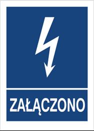 Obrazek dla kategorii Znak Załączono (530-34)