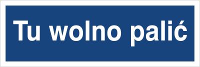 Tu wolno palić (831-02)