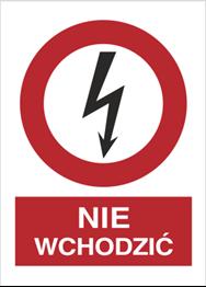 Obrazek dla kategorii Znak Nie wchodzić (630-06)
