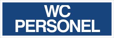WC personel (801-43)