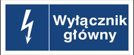 Obrazek dla kategorii Znaki elektryczne informacyjne typu B wg PN-88-E-08501