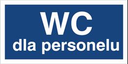 Obrazek dla kategorii WC dla personelu (823-03)