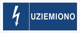 Obrazek dla kategorii Znak Uziemiono (530-06)