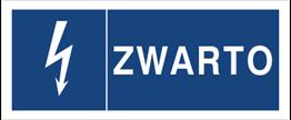 Obrazek dla kategorii Znak Zwarto (530-07)